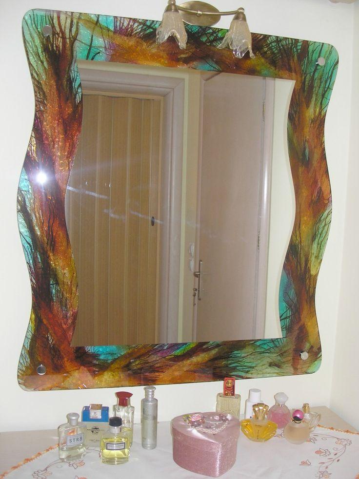 Δημιουργία μου σε γυαλί-υπάρχει δυνατότητα διαφοροποιήσεων.