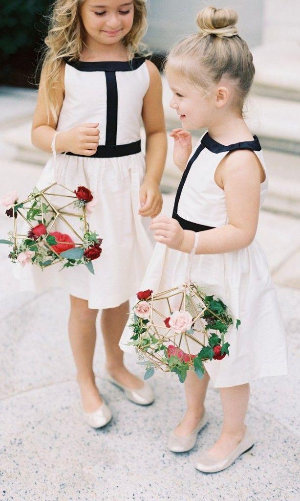 Non Traditional Flower Girl Dresses