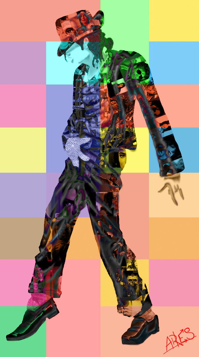 MICHAEL JACKSON POP ART by ~AresGodOfWarIres on deviantART