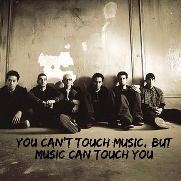 Couldn't have said it better my self. Linkin park