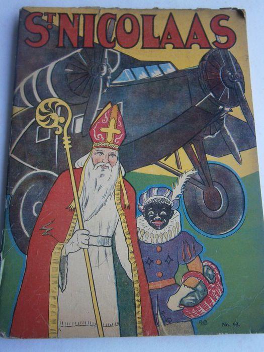 St. Nicolaas boek ca.?