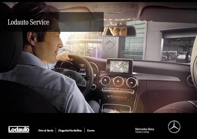 Con il servizio di #prerevisione #lodautoBergamo, tecnici qualificati verificheranno l'idoneità di tutte le parti della tua #Mercedes per superare il controllo senza imprevisti. Richiedi un appuntamento.