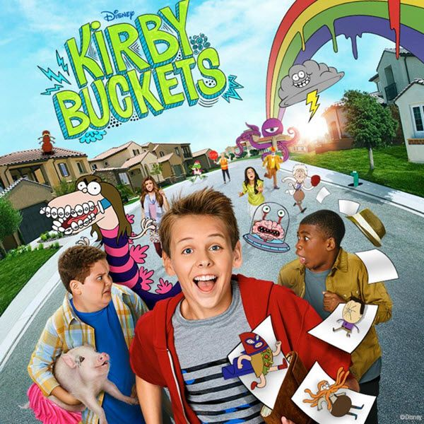 """Kirby Buckets"" Episode ""Killer Puppies"" Airs On Disney XD November 24, 2014"