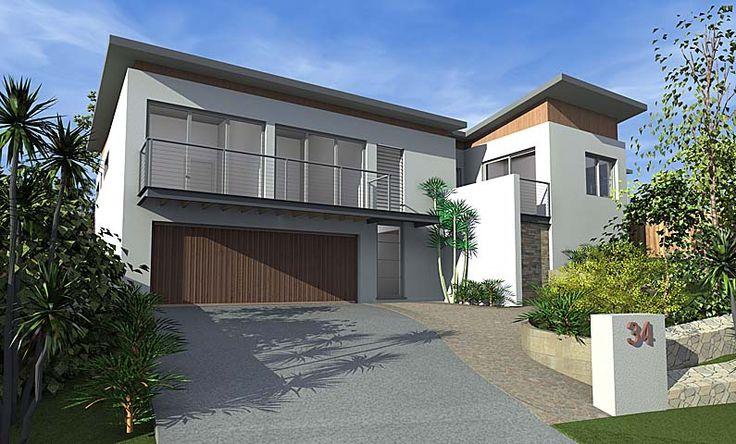 Levi House North Balgowlah - 3D Design Concept by All Australian Architecture