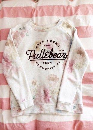 Kup mój przedmiot na #vintedpl http://www.vinted.pl/damska-odziez/bluzy/21560145-rozowa-bluza-ocieplana-pullbear-s-blogerska