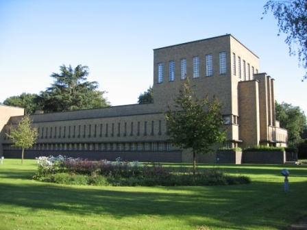 Gymnasium in Amersfoort, vlak bij centraal station.