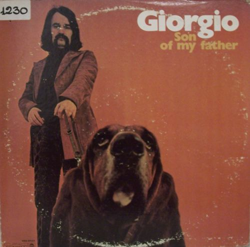 1971 - Son Of My Father (Vinyl, LP)(ABCDunhill Records - DSX 50123)(320)