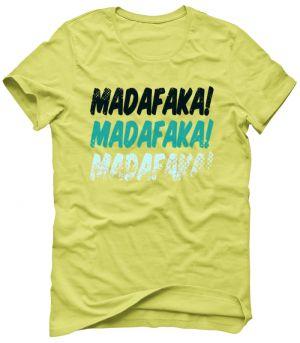 MADAFAKA Koszulka Tshirt Bluza Męska Damska