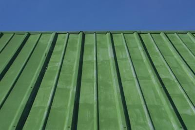 What Colors Go With A Green Metal Roof Best Metal Roof