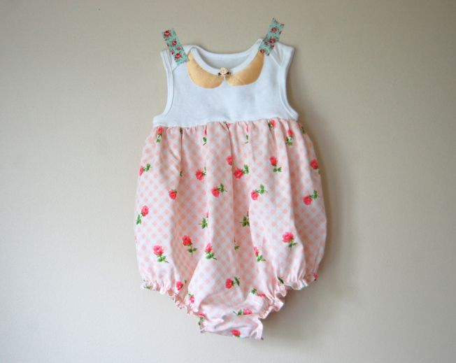 Diy Pillowcase Baby Dress Pattern: 25+ unique Pillowcase romper tutorial ideas on Pinterest   Romper    ,