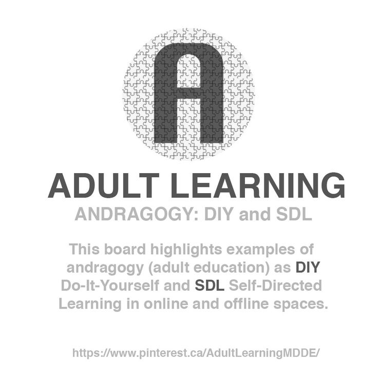 andragogy educational psychology and 333 adult Andragogy and motivation: an examination of the principles of andragogy through two motivation theories  of andragogy have been at the core of adult learning.