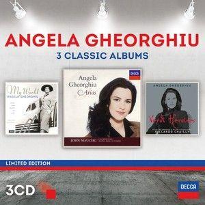 Angela Gheorghiu - Three Classic Albums - Decca Classics