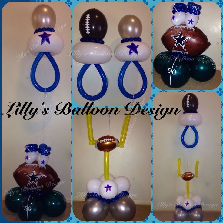21 Best Images About Dallas Cowboys Baby Shower On