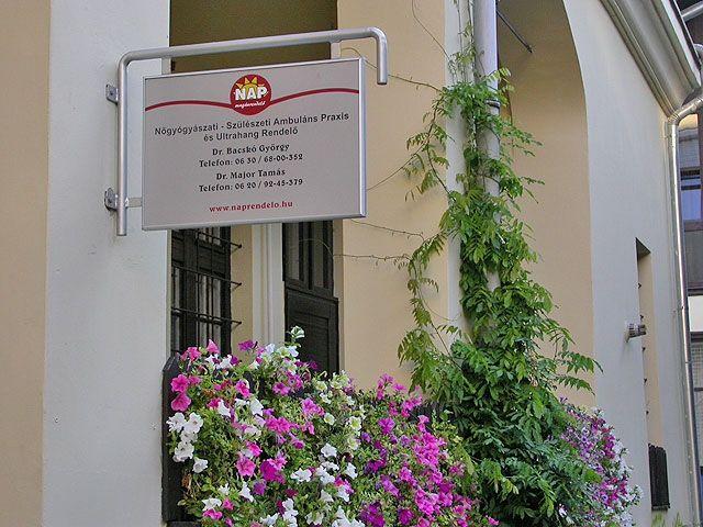 nőgyógyászati magánrendelő, Debrecen, Dr. Major Tamás, Dr. Bacskó György, Dr. Bartha Tünde
