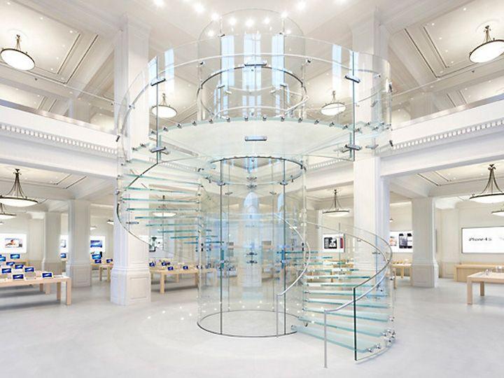 Apple store Amsteram