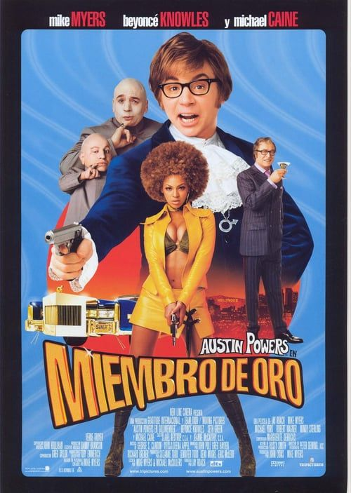 123movies Online Austin Powers In Goldmember Full Watch 2002