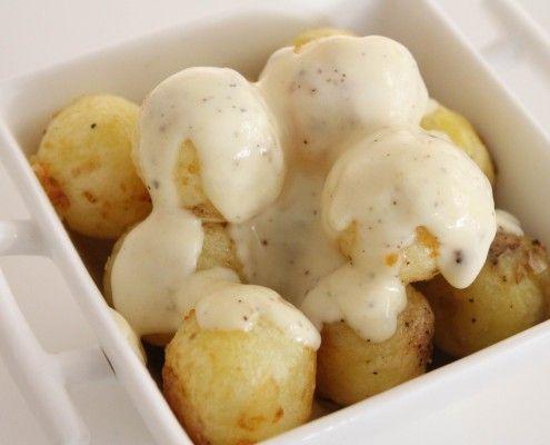 Patatas noisette con Cecofry: http://cecofry.com/patatas-noisette-con-cecofry/
