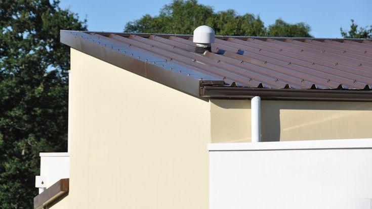couverture bac acier 3 couverture toiture zinc bac acier joint debout vendee garage. Black Bedroom Furniture Sets. Home Design Ideas