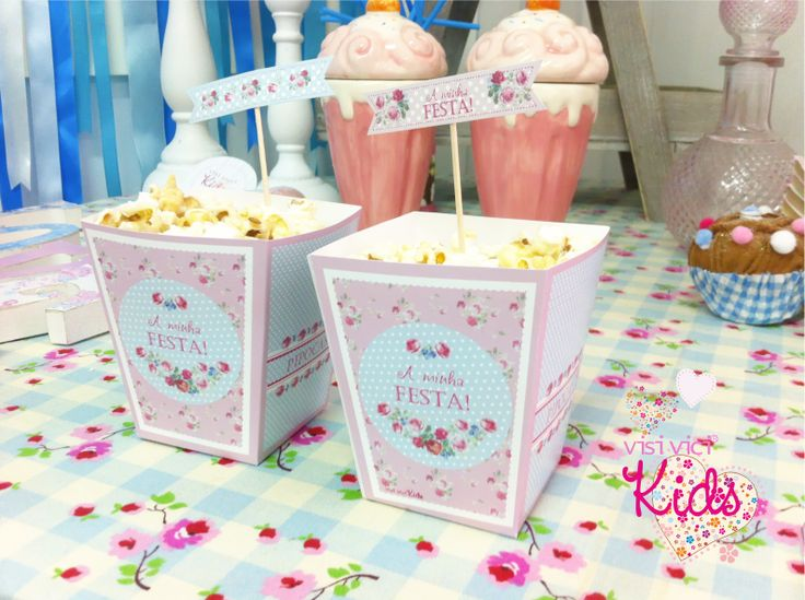 Popcorn by Visi Vici | Party Girl