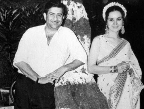 Naarghita, Raj Kapoor