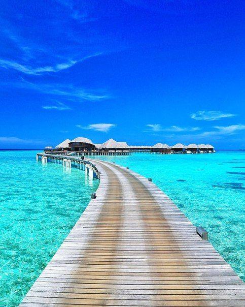 Maldives...