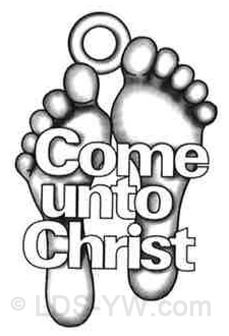 215 best YW 2014 Theme: Come unto Christ images on