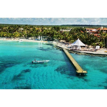 LA ROMANA Seaclub Viva Dominicus Palace Direttamente sulla splendida spiaggia di sabbia fine di corallo bianco. Preparati a vivere una vacanza che combina lo stile caraibico, tipico dell'isola, con il gusto italiano e dove l'attenzione al servizio e il divertimento sono protagonisti indiscussi. Il resort, molto noto e apprezzato dalla clientela italiana. #PRENOTA LA TUA #VACANZA O RICHIEDI INFORMAZIONI #HELEVIRTURISMO #ISOLAVERDE #ISCHIAPONTE #CAMPANIA