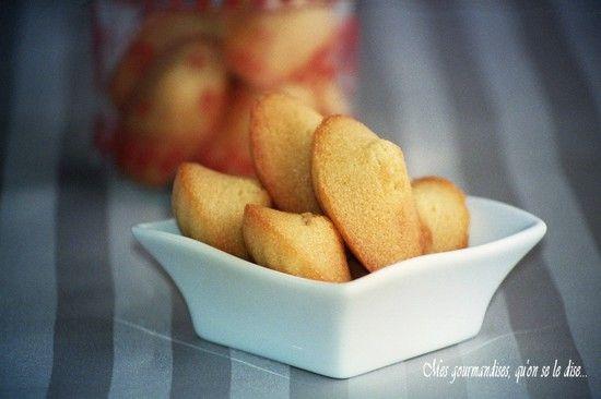 Madeleines express : la recette facile