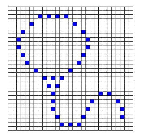 Ravelry: Balloon Bobble Chart pattern by Kari Philpott