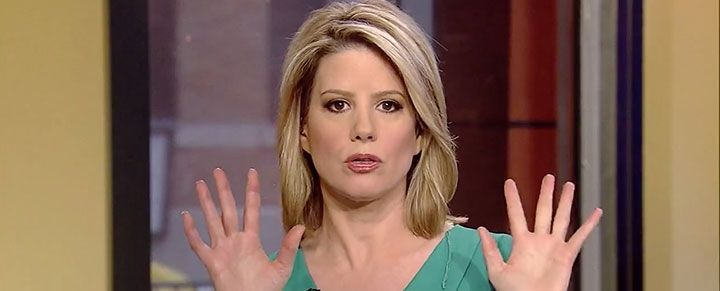 Kirsten Powers: Hillary's email defense EXTREMELY DISTURBING, it doesn't pass the smell test