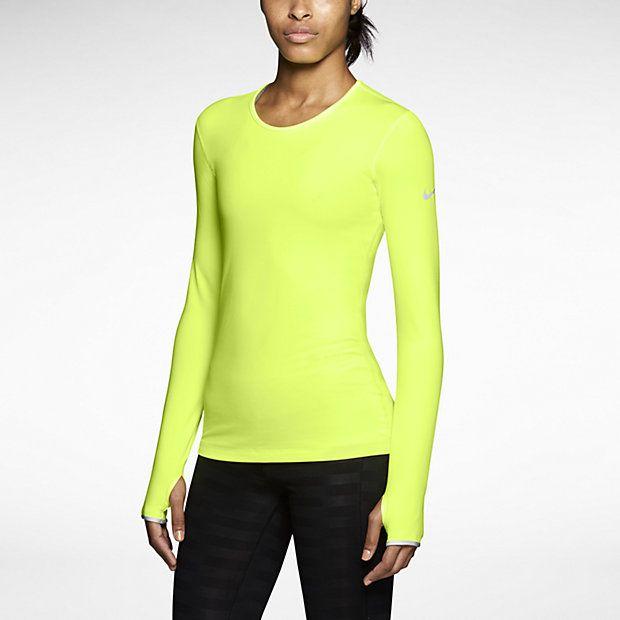 Nike Pro Warm Crew 3.0 Women's Training Shirt