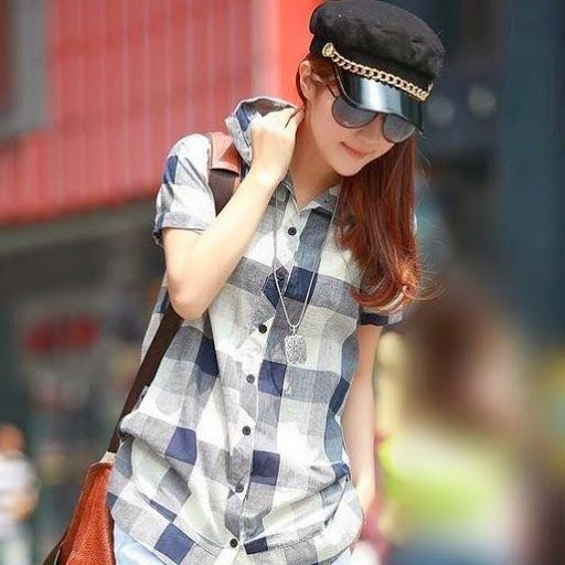 Stylish girl - Best Photos' Store