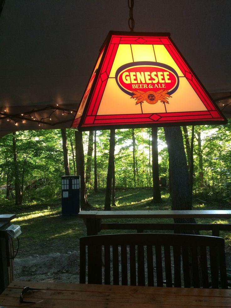 Genesee Beer Pool Table Light Genesee Beer Pinterest
