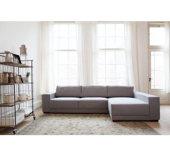 Neat Sofa med Sjeselong