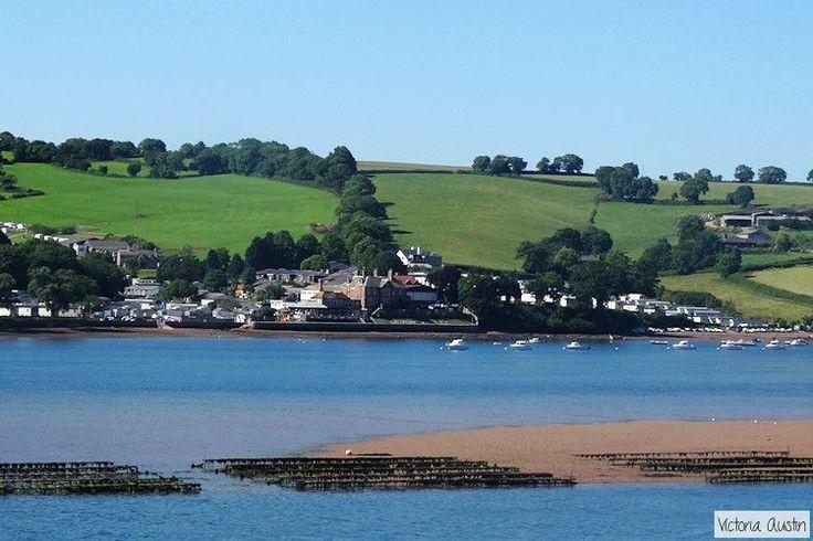 Teign Estuary landscape
