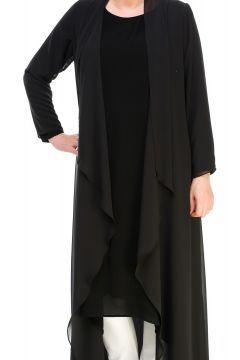 Melisita Kadın Siyah Hırka ve Tunik Takım #modasto #giyim #moda https://modasto.com/melisita/kadin/br11156ct2