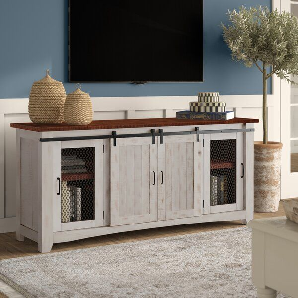 43+ Solid wood farmhouse tv stand most popular