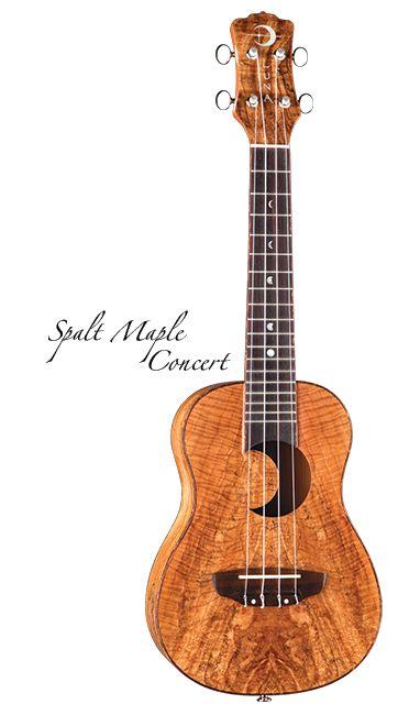 Safari Muse Mahogany, Luna guitars Luna ukulele