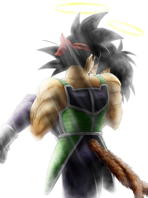 Bardock and Gine. Pinned From: Prince Vegeta (Hannah) #SonGokuKakarot