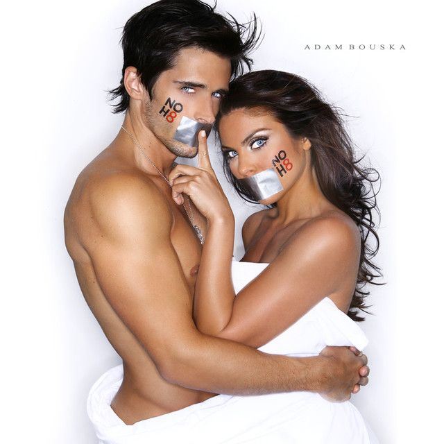 NO h8 - Brandon Beemer & Nadia Bjorlin - Actors