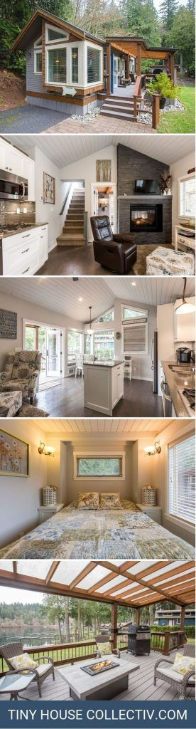 Luxe Lakeside Cottage (400 Sq Ft) – Lancaster Designs