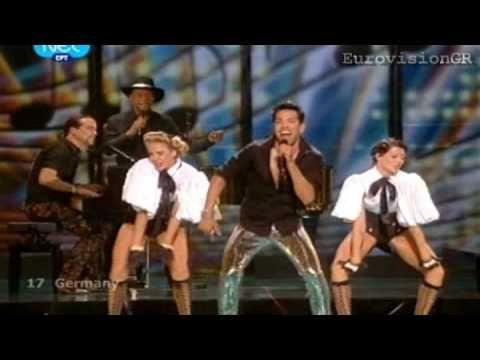EUROVISION 2009 GERMANY - ALEX SWINGS OSCAR SINGS - MISS KISS KISS BANG -HQ STEREO - YouTube