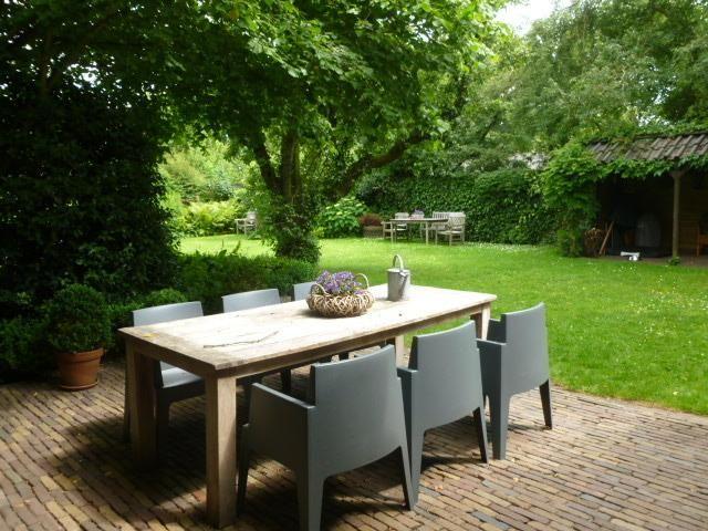 Tuinstoel Box - Donkergrijs - LiliansHouse