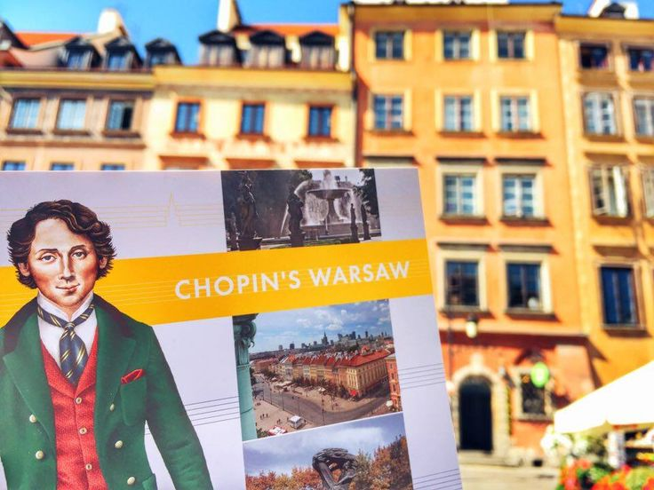 Warsaw is the place of birth of famous Polish composer Frederic Chopin. No wonder why you'll find his name all over the place in Warsaw :) Hotels, restaurants, magazine, they are all using Chopin's name! :)