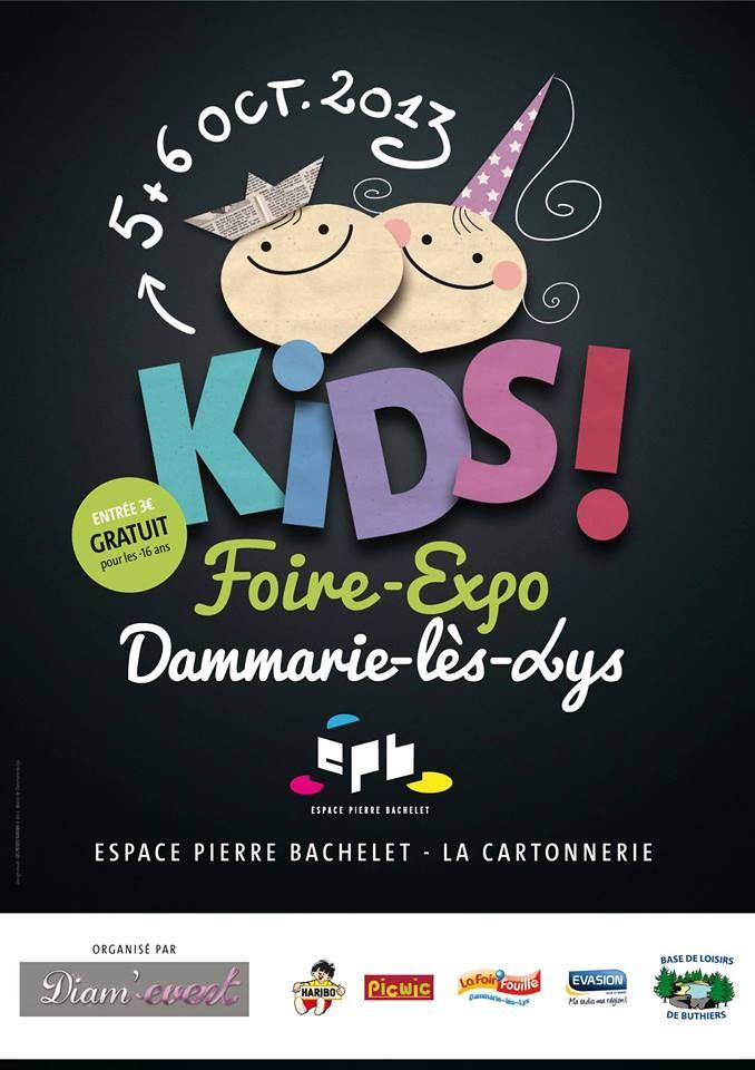 Beautiful kids foire expo ralise par les petits suisses for Foire de saint dizier