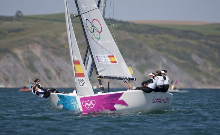 Tamara Echegoyen, the Olympic champion in sailing speaks exclusively to aBoatTime.com.
