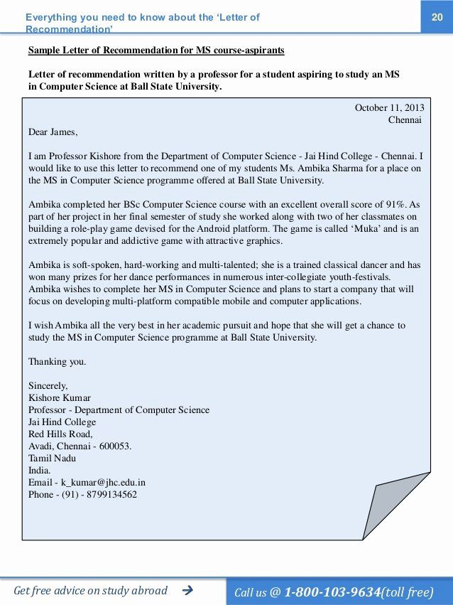 Science Professor Letter Of Recommendation from i.pinimg.com