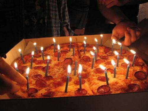 25 Best Ideas About Pizza Birthday Cake On Pinterest