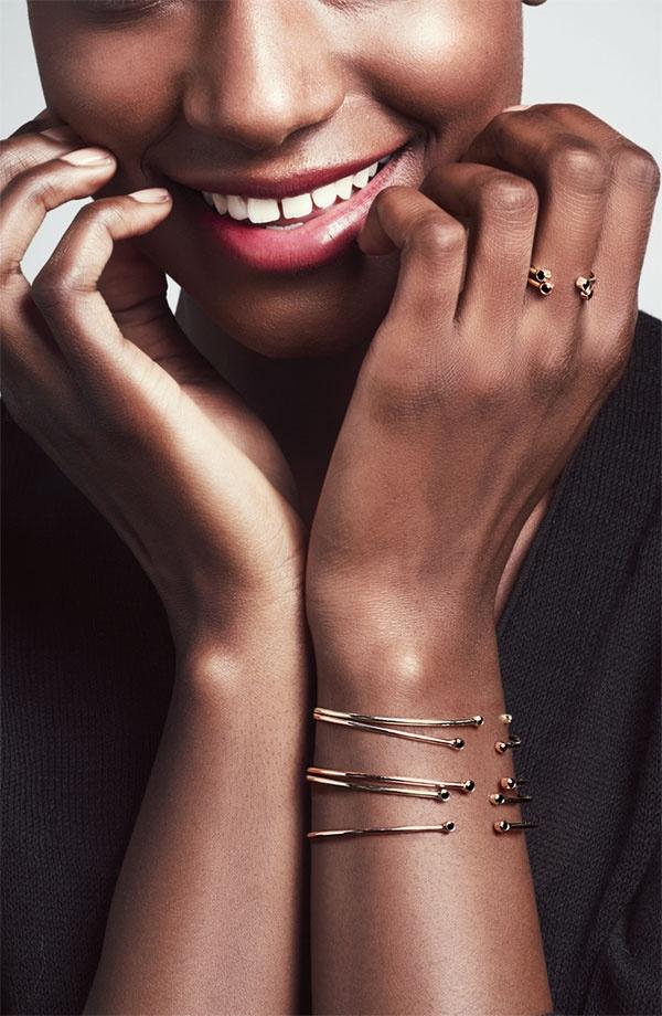 Lana Jewelry 'Echo' Black Diamond Bracelet (Nordstrom Exclusive) #Nordstrom #NSale