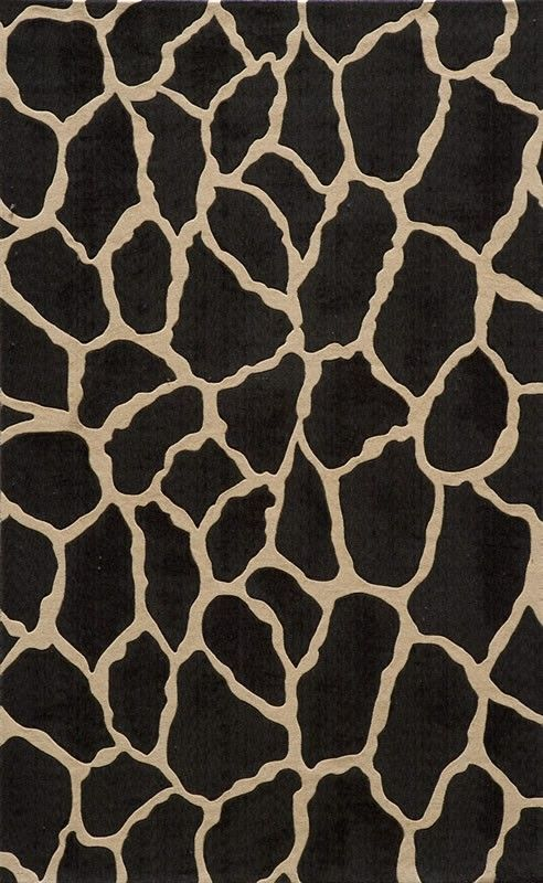 8x10 Rug Momeni Deco DC Charcoal with special price